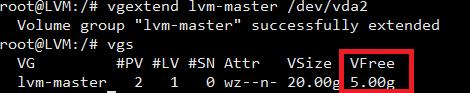 add-disk-space-linux-server-lvm-debian-6