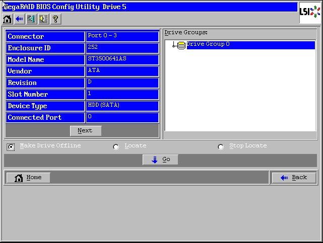 свойства WebBIOS