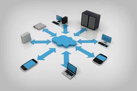 Cloud integration to a business